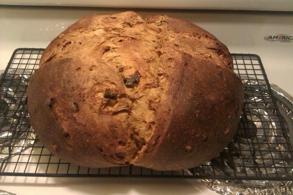 Pan dulce integral 1